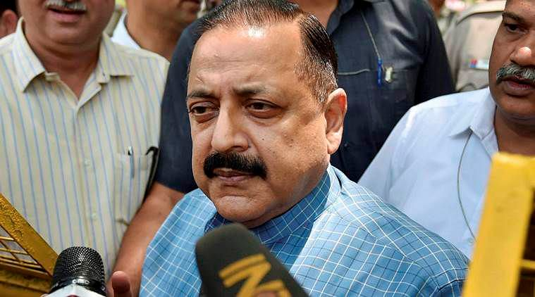 While most of the BJP's central leadership is quiet on the issue, MoS in PMO, Jitendra Singh criticised J&K CM Mehbooba Mufti's remark on the national flag and said the flag will fly as high in the Valley as it does in other states.
