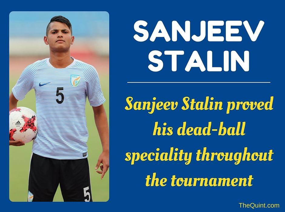 Dheeraj, Boris, Jeakson: 6 Bright Prospects From India's U-17 Team