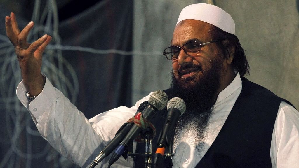 Pakistan Court Issues Notice to Punjab Govt on Hafiz Saeed's Plea