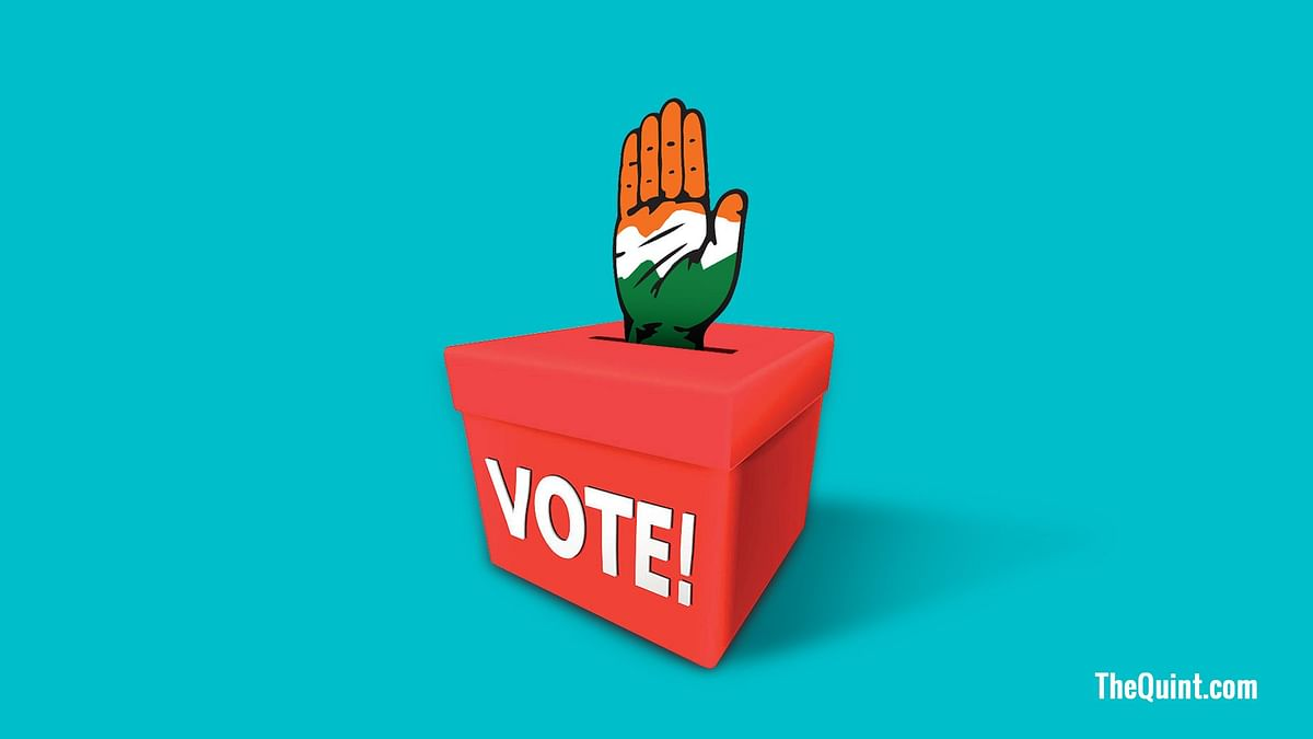 As BJP boasts about its feat at the Centre, Congress can focus on local issues in Gujarat ahead of elections.