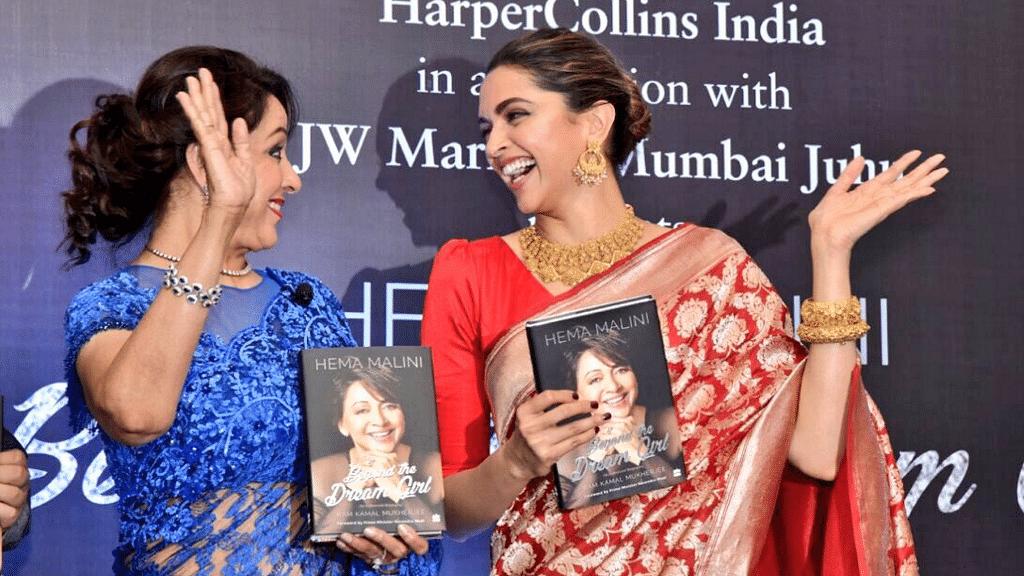 Hema Malini and Deepika Padukone share their filmi experiences.