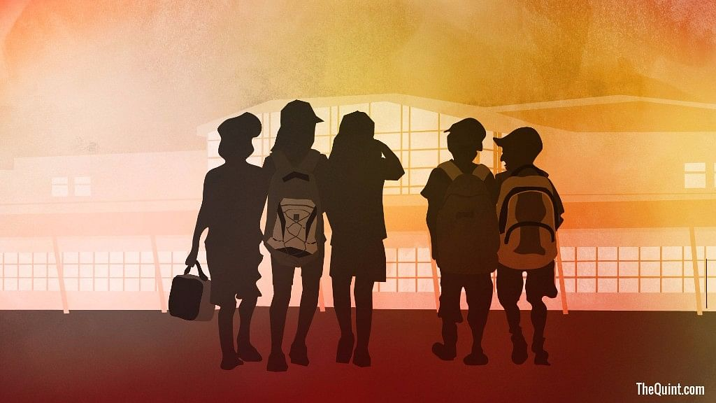 Image of school children used for representational purposes.