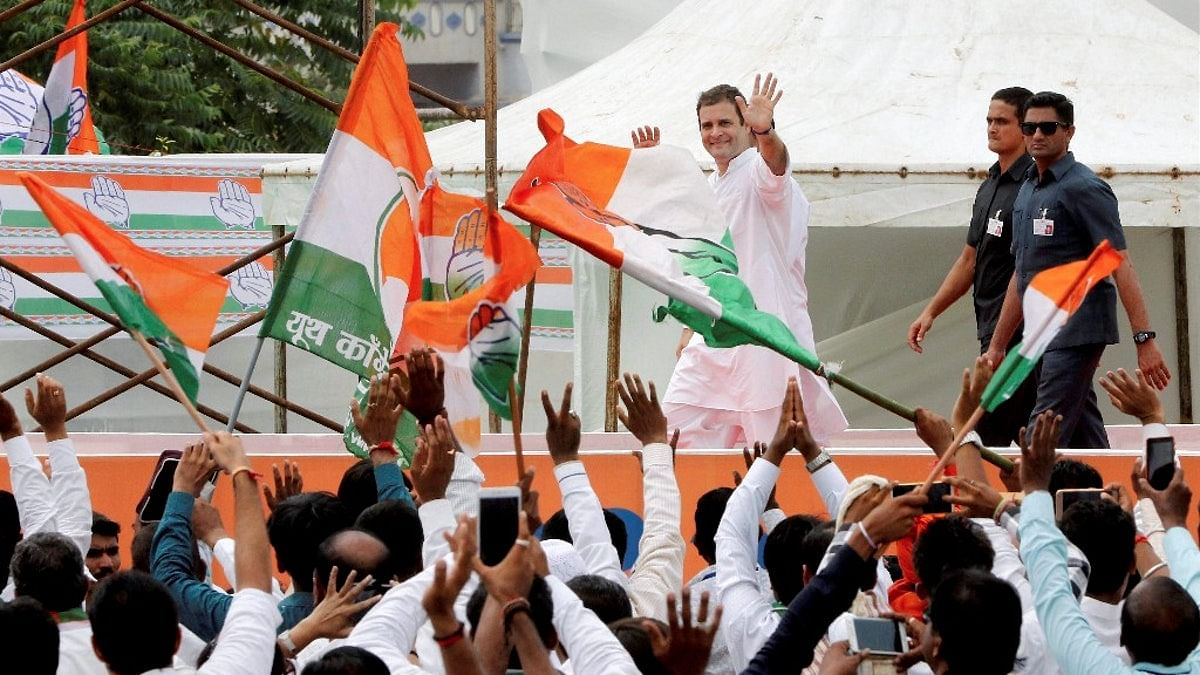 There's noise again about Rahul Gandhi taking over the reigns of the Congress party from his mother, Sonia Gandhi.