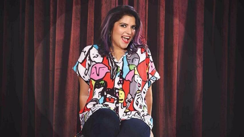 Stand-up comedian Aditi Mittal has called out the sexism of her colleagues.