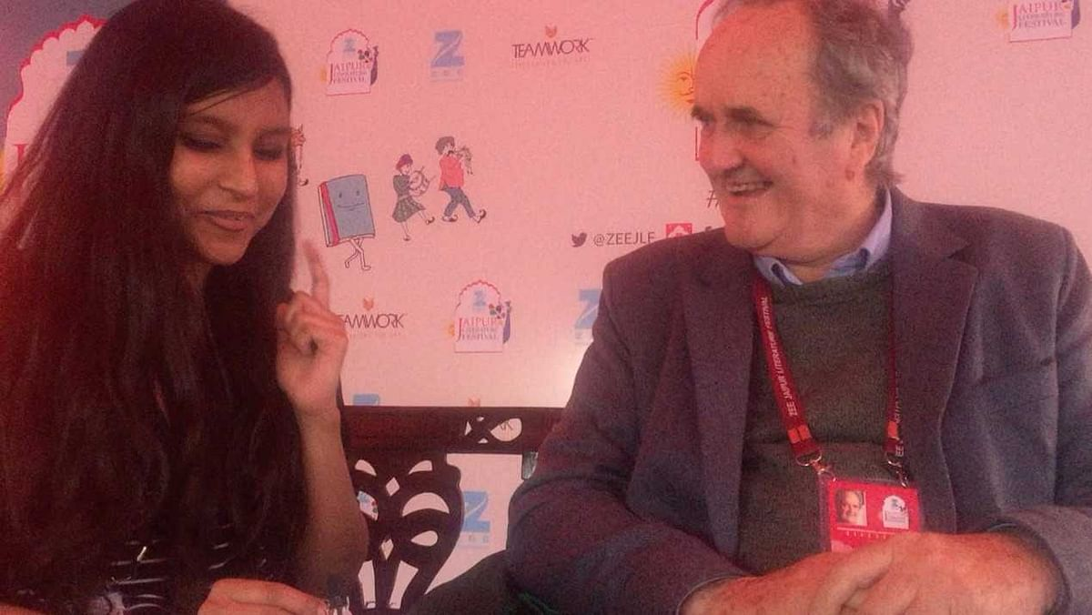On Mark Tully's 82nd birthday, let's revisit the words of some of his most powerful books. <i>(Photo: Urmi Bhattacheryya/<b>The Quint</b>)</i>