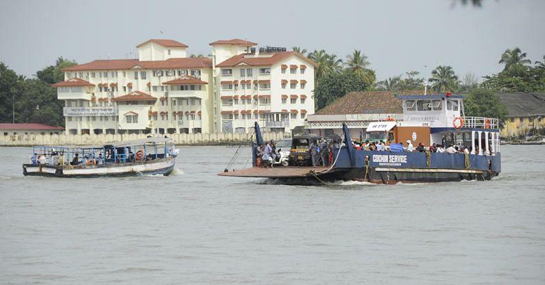 "'Jangar' in Cochin, Kerala. (Photo Courtesy: Twitter/<a href=""https://twitter.com/shuhaibIM"">@shuhaibIM</a>)"