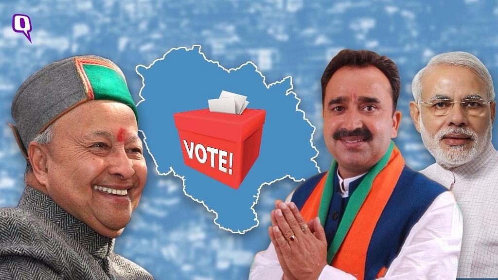 Himachal Pradesh elections 2017