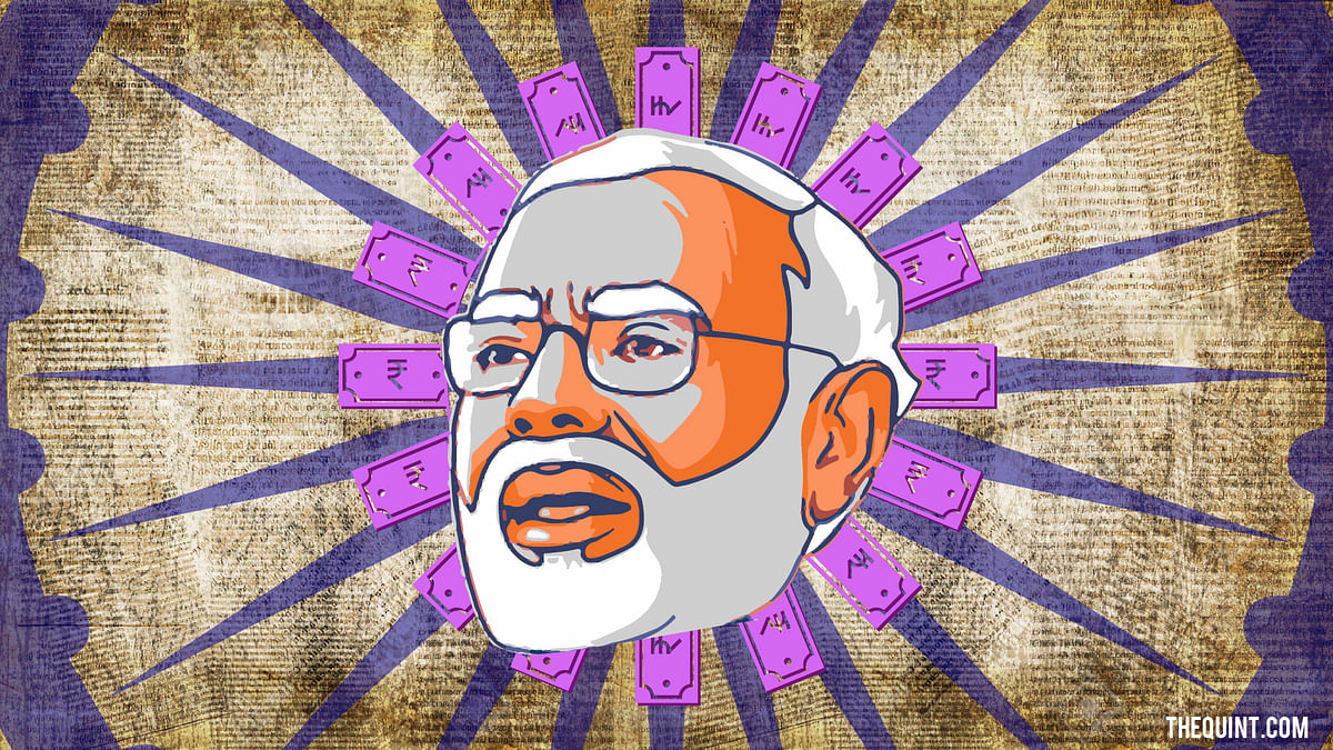 Prime Minister Narendra Modi announced demonetisation of currency notes of Rs 500 and Rs 1,000 denomination on 8 November 2016.
