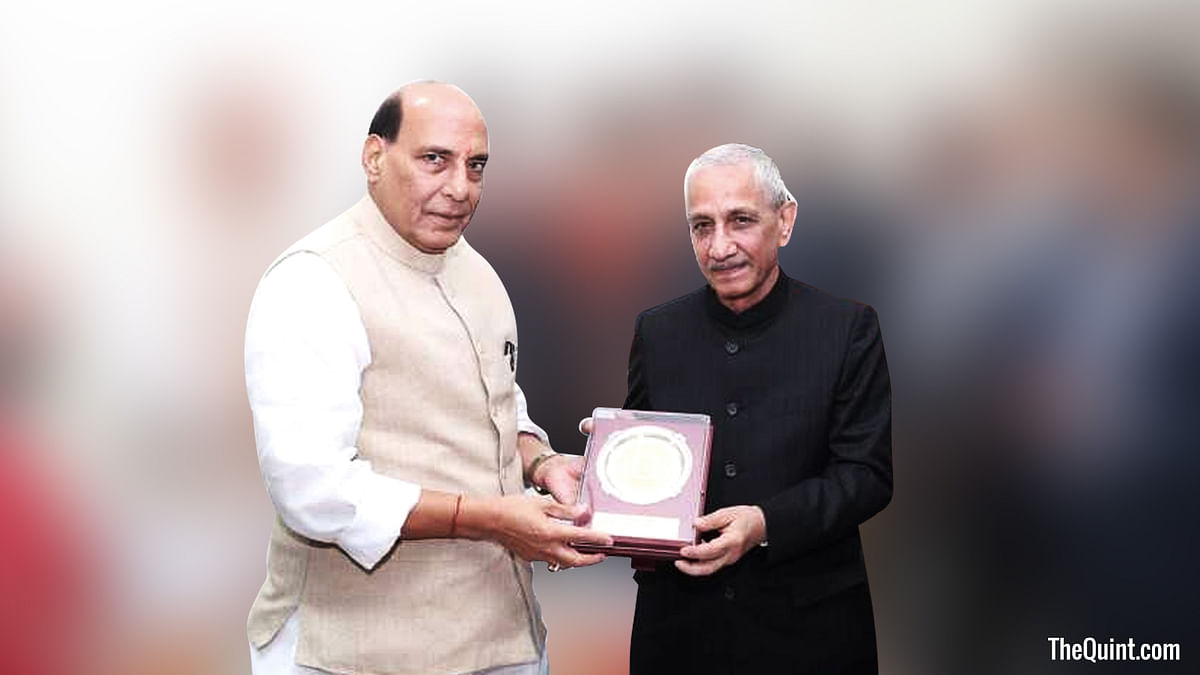 Dineshwar Sharma has been appointed the interlocutor for sustained dialogue in Jammu and Kashmir