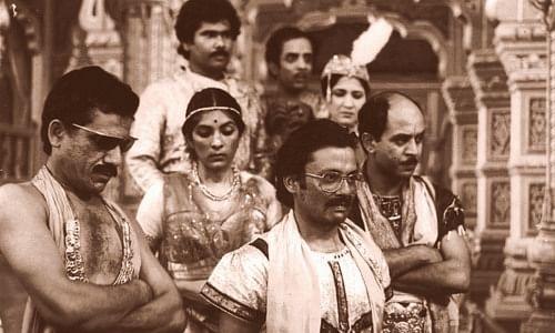 The iconic Mahabharat scene from JBDY.