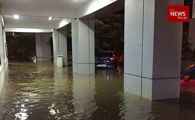 How Did 2mm Rain Cause Flooding on Bengaluru's Outer Ring Road?