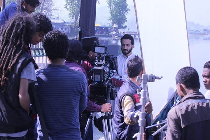 From the set of <i>Half Widow. </i>