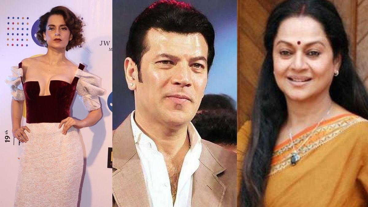 Kangana Ranaut, Aditya Pancholi and Zarina Wahab are now embroiled in a legal battle.