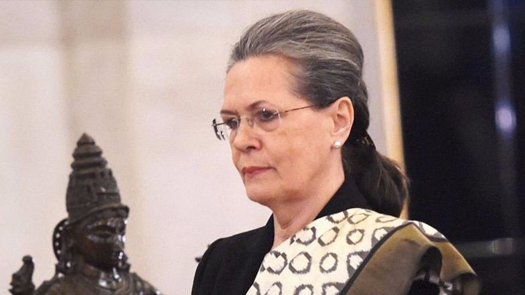 'Disturbed, Distorted, Divided': Sonia Gandhi on India After CAB