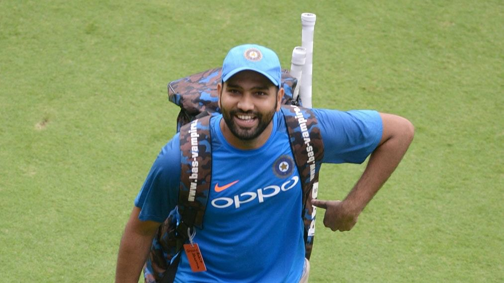 Rohit Sharma Back in Top 5, Indian Spinners Climb in ODI Rankings