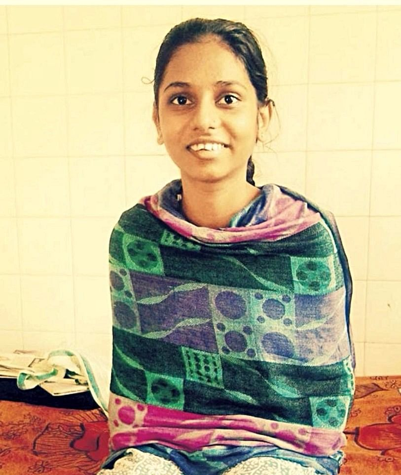 Monica More lost her arms after she fell on the  tracks at Ghatkopar station.