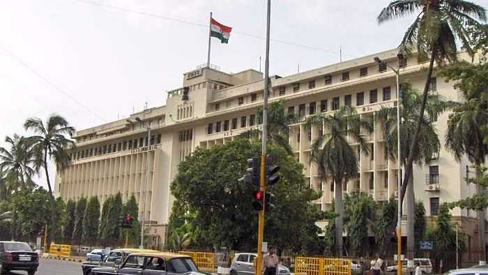 The Mantralaya in Mumbai.