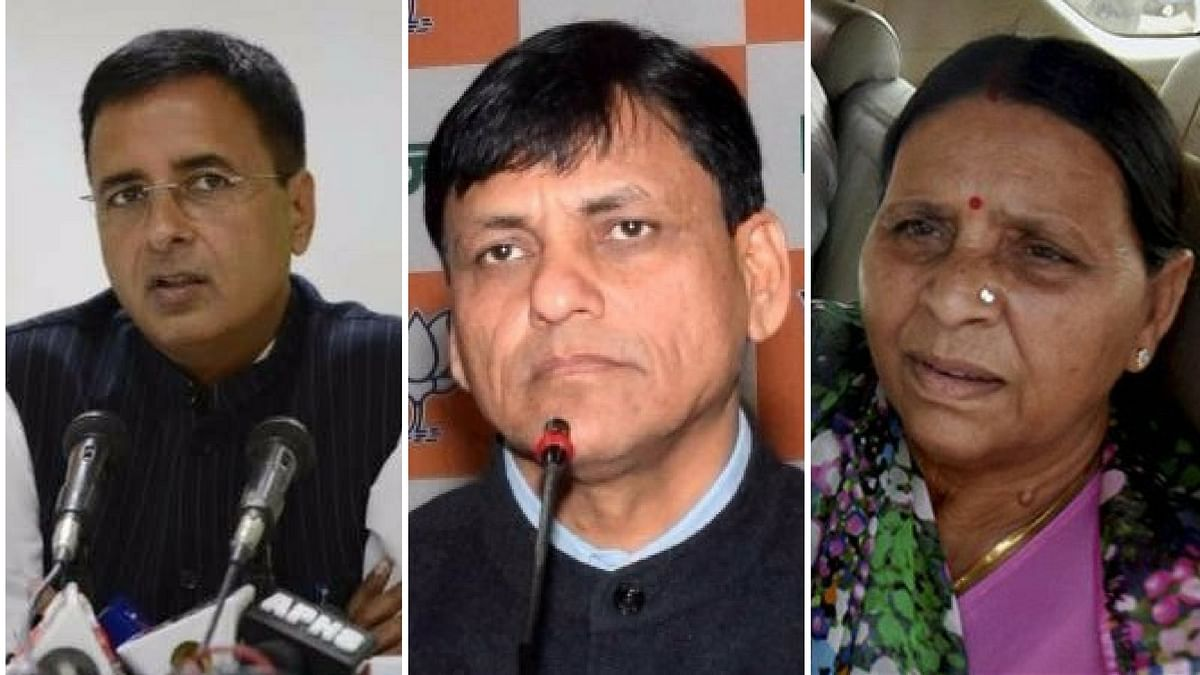 While the Congress has demanded an apology, Rabri Devi said many in Bihar are ready to slit PM's throat