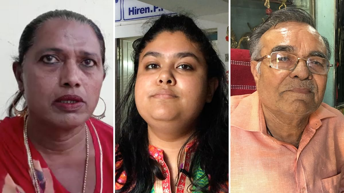 Voices of Gujarat: 'Health Sector Ignored', 'Will Vote For NOTA'