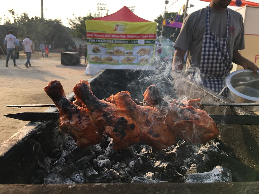 In Photos: Delhi Comes to Gorge At the Food Truck Festival