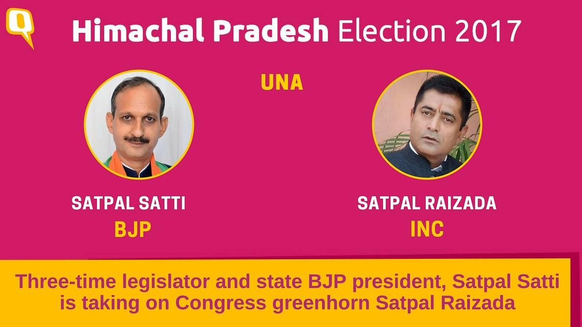 Himachal Pradesh Elections 2017: The Big Guns Going In