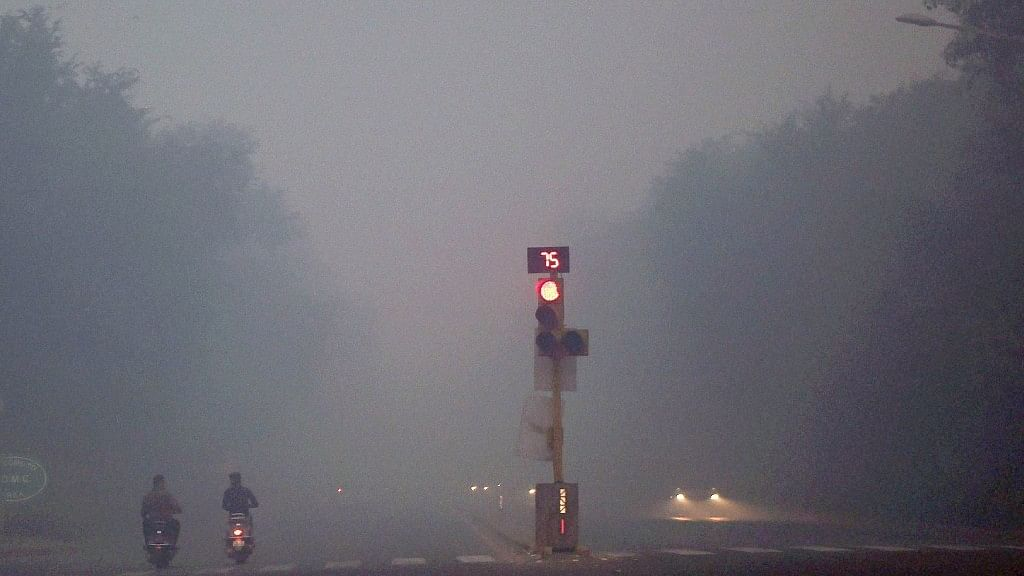 India's sulphur dioxide emissions–due to burning of coal–increased 50% while China's emissions fell 75% since 2007.
