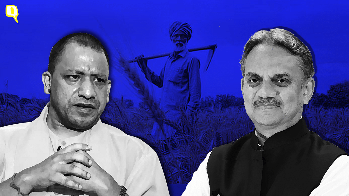 Exclusive | None of the 2.5 Cr Farmers in UP Are Protesting: Yogi