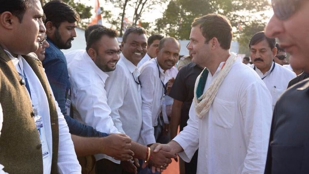 Rahul to Accept Dalit-Made National Flag Rejected by CM Rupani