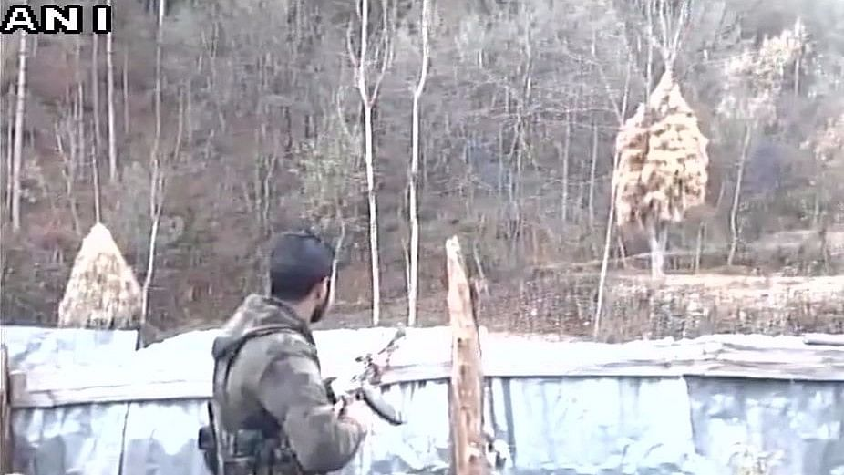 One jawan lost his life in the encounter with the militants.