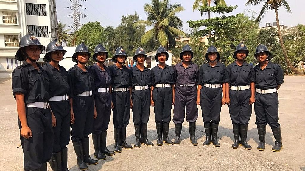 All that stands in their way is a test, which will decide whether they can join the ranks of Mumbai's firefighters.
