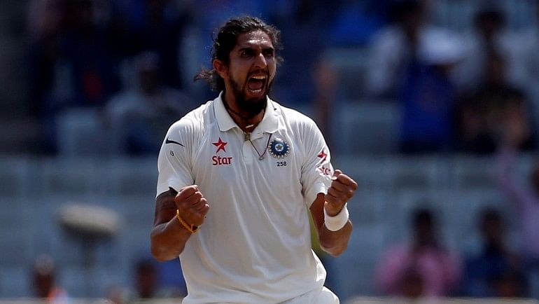 File photo of Ishant Sharma.