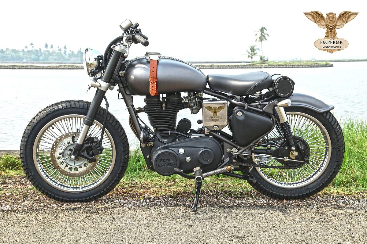 Royal Enfield Standard 350 customised