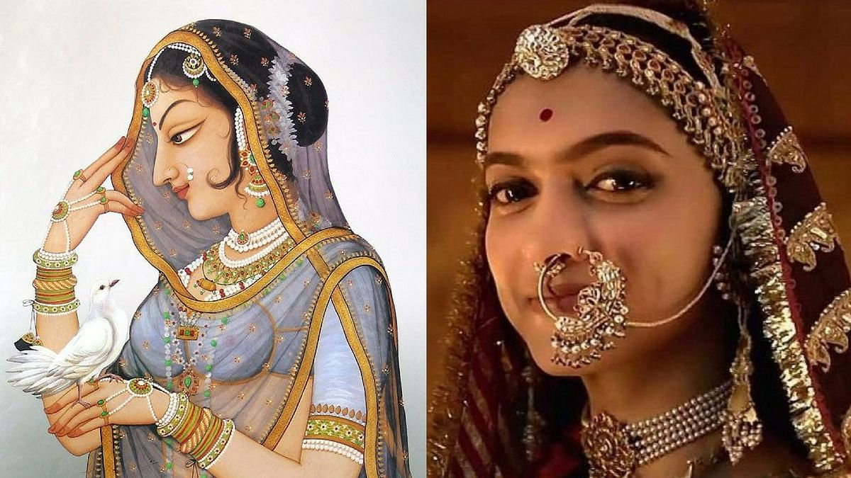 The Story of Padmavati, as Told by Rajasthan's History Textbooks