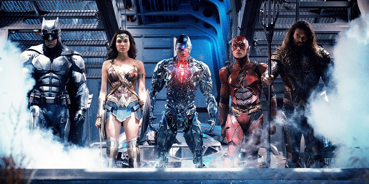 A still from <i>Justice League.</i>
