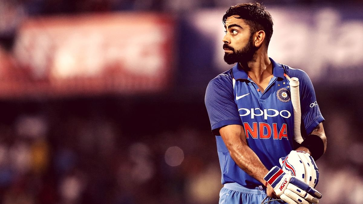Virat Kohli might end up breaking almost all existing batting records in cricket.