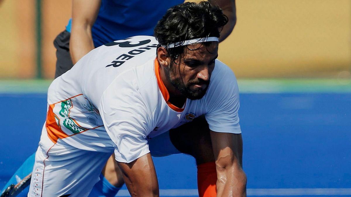 File photo of Rupinder Pal Singh.
