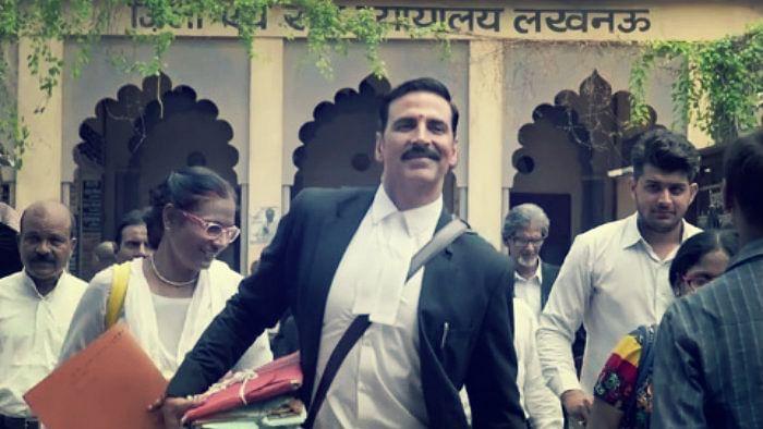 Akshay Kumar in <i>Jolly LLB 2.</i>