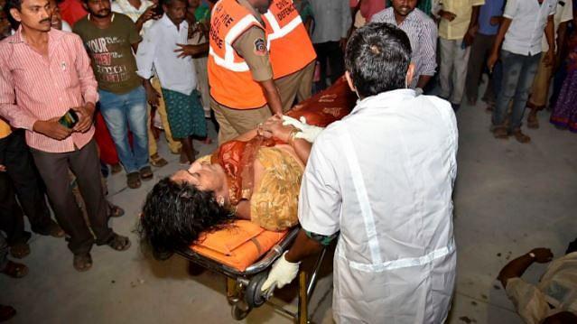 Twenty-One Dead as Boat Capsizes in Andhra's Krishna River, 2 Held