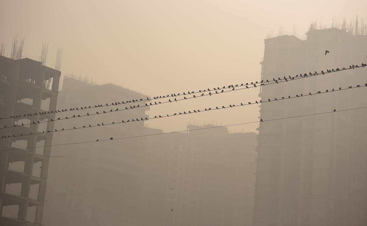 Air quality in Delhi is on a deadly, downward spiral>