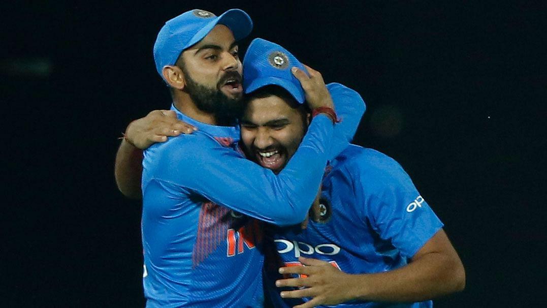 Virat Kohli Receives B'Day Wishes From His Fav White Ball Player
