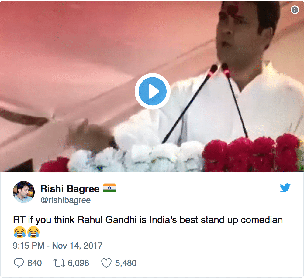 Fake News! RaGa Did Make the 'Potato' Remark, But Was Quoting Modi