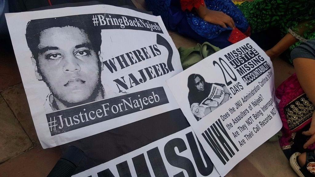 Najeeb Ahmed Case: CBI Files Status Report in Delhi HC