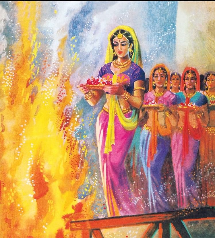 What Is Jauhar and Why Did Rajput Queens Do It?