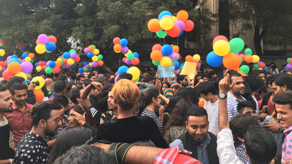 The Capital Gets Its Colour On at  Delhi's 10th Queer Pride Parade
