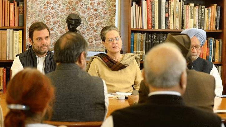 "Sonia Slams PM for ""Sabotaging"" Winter Session, Jaitley Responds"