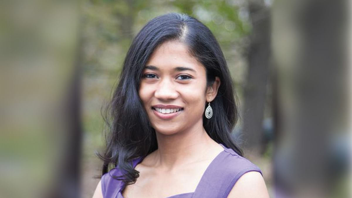 Twenty-nine-year-old Akshaya Shanmugam completed her Bachelor's in electrical engineering from Anna University, Chennai.