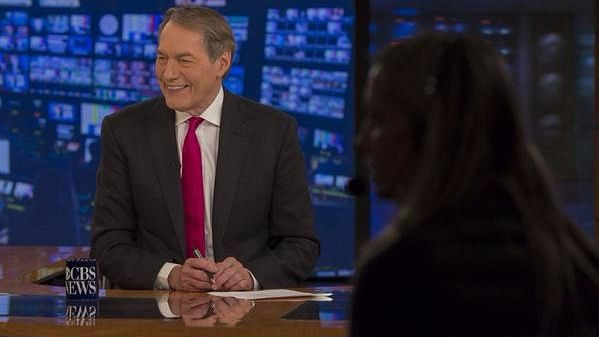 TV host Charlie Rose used to host a nightly interview show on CBS.