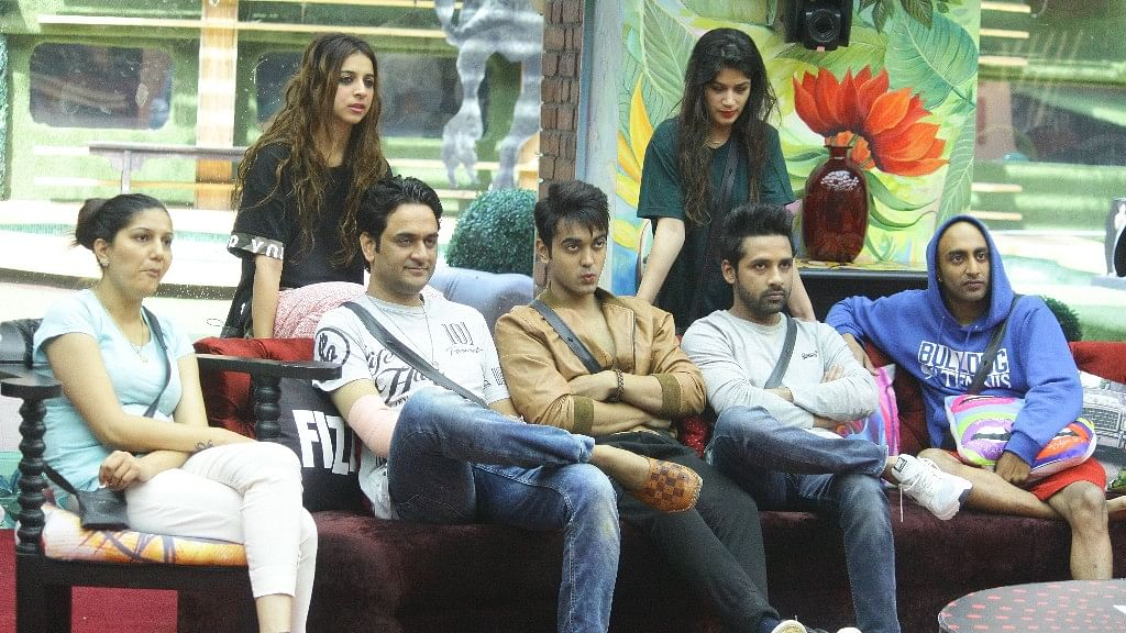 Another day, another task in the Bigg Boss house