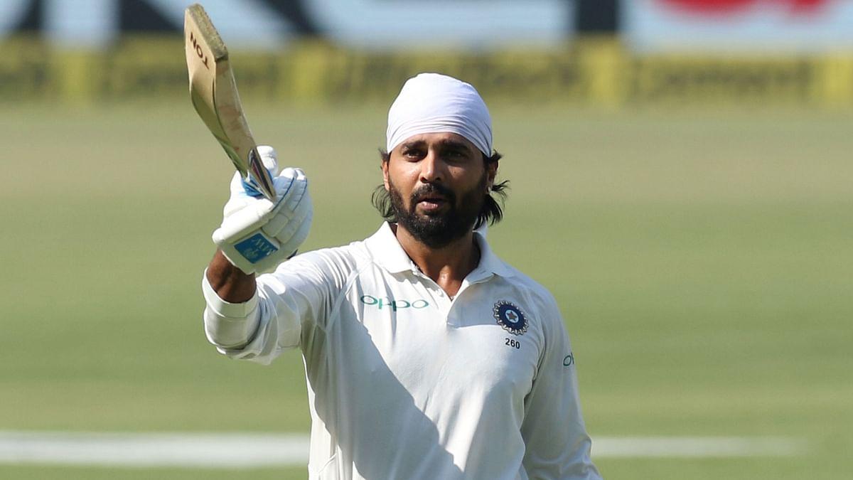 Vijay has so far played 59 Tests and scored 3933 runs at an average of 39.33.