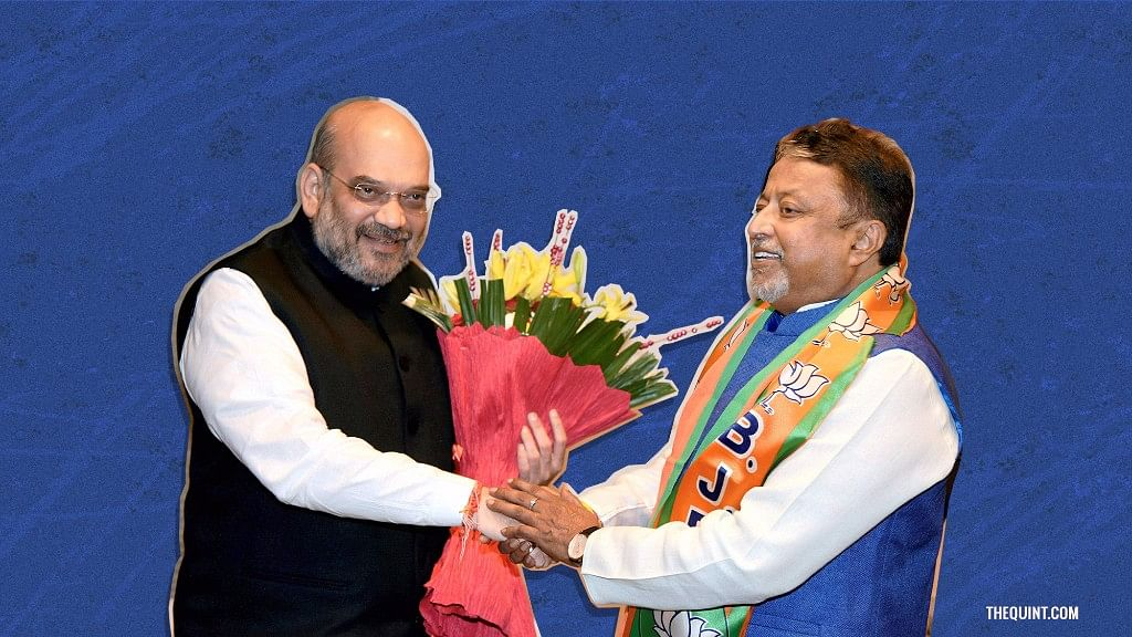 BJP Will Have to Rely on Mukul Roy if They Want to Break TMC Ranks
